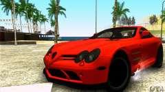Mercedes Mclaren SLR 722 для GTA San Andreas