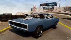 Dodge Charger RT 1970 для GTA 4