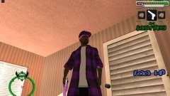 С-HUD для GTA San Andreas