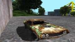Ford Torino Cobra 429 SCJ для GTA San Andreas