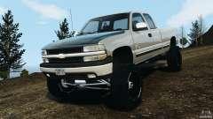 Chevrolet Silverado 2500 Lifted Edition 2000