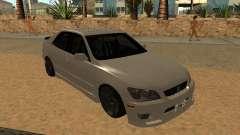 Lexus IS300 JDM для GTA San Andreas
