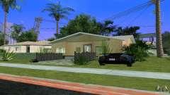 Новые текстуры дома Денис в Лос Сантосе