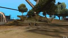 МИ 28Н для GTA San Andreas