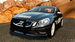 Volvo S60 Sheriff