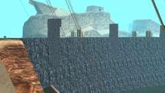 Новая дамба для GTA San Andreas