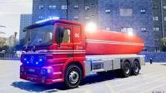 Mercedes-Benz Vanntankbil / Water Tanker