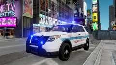 Ford Explorer Chicago Police 2013 для GTA 4