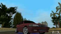 Saab 9-3 Aero 3-door 1999 для GTA Vice City