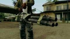 Миниган из Duke Nukem Forever для GTA San Andreas