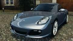 Porsche Cayman R 2012 для GTA 4