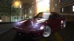 Porsche 911 Turbo RWB для GTA San Andreas