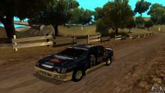Ford Sierra RS500 Cosworth RallySport для GTA San Andreas
