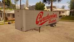 Цельнометаллический прицеп для GTA San Andreas