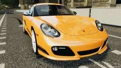 Porsche Cayman R 2012 [RIV] для GTA 4