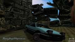 Toyota Trueno Sprinter для GTA Vice City