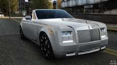 Rolls-Royce Phantom Convertible 2012