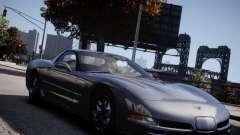 Chevrolet Corvette C5 2001 EPM для GTA 4