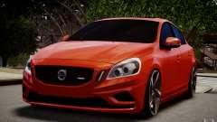 Volvo S60 R-Design 2011 для GTA 4