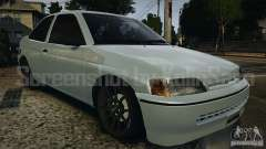 Ford Escort L 1994 Custom для GTA 4