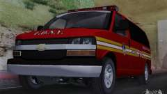 Chevrolet Express Special Operations Command