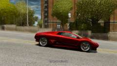 Скорость автомобиля для GTA 4