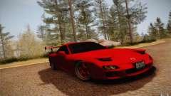 Mazda RX7 Hellalush V.2 для GTA San Andreas