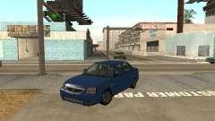 ВАЗ 2170 Сток для GTA San Andreas