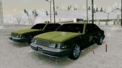 HD Taxi SA из GTA 3 для GTA San Andreas