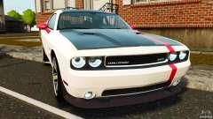 Dodge Challenger SRT8 392 2012 ACR [EPM] для GTA 4