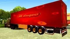Прицеп М.Видео для GTA San Andreas