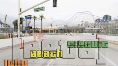 Long Beach Circuit [Beta] для GTA 4