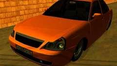ВАЗ 2170 Анжи для GTA San Andreas