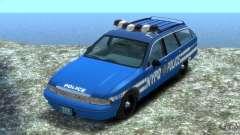 Chevrolet Caprice Police Station Wagon 1992 для GTA 4