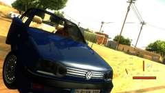 Volkswagen Golf MK3 Cabrio 1993 для GTA San Andreas