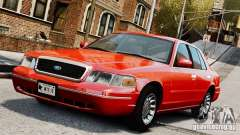 Ford Crown Victoria Civil 2006