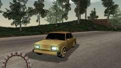ВАЗ 2105 Gold для GTA San Andreas