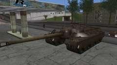 ПТ-САУ T95 для GTA San Andreas