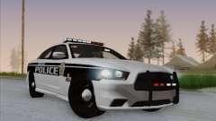 Dodge Charger 2012 Police для GTA San Andreas