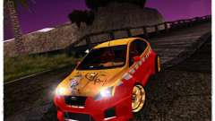 Ford Focus ST Calibri-Ace для GTA San Andreas