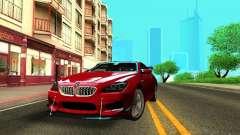 BMW M6 2013 для GTA San Andreas