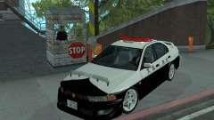Mitsubishi Galant Police