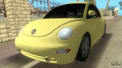 VW New Beetle для GTA Vice City