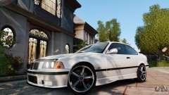 BMW M3 v2.0 для GTA 4