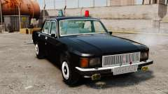 ГАЗ-3102 ФБР для GTA 4