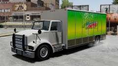 Новая реклама для грузовика Benson