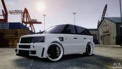 Range Rover Sport RR SCHEARZ для GTA 4