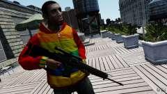 SIG SG 550 Sniper для GTA 4