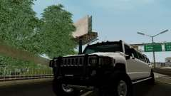 Hummer H3 Limousine для GTA San Andreas