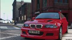 BMW M3 E46 Street Version